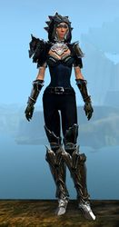 Perfected Envoy armor (medium) human female front.jpg